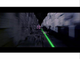 Star Wars 3D Hologram 'Death Star Attack Run' (Full-parallax Hologram)_