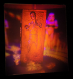 Star Wars 3D Hologram 'Han Solo'  (Full-parallax Hologram)_