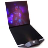 Star Wars 3D Hologram 'Kylo Ren'  (Full-parallax Hologram)_