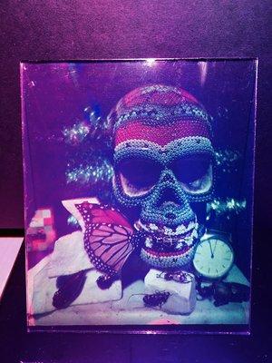 Vanitas II RGB Hologram